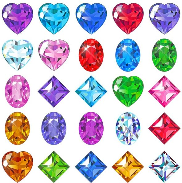 Birthstone By Month for engagement rings Ideas