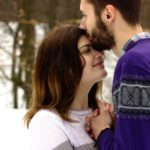 Best Romantic Ideas For Couples forhead kisses