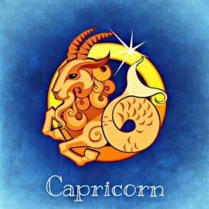 Born from January 1 to January 20 is the sign of Capricorn