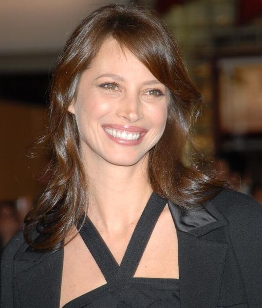 I enjoy the celebration of my birthday as much as anyone else does, but I always remember to start my day thanking my mom because she did most of the work the day I came into the world, not to mention all she has done throughout my life that has contributed so much to the woman I am today by Christy Turlington