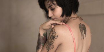 tattoo for women back