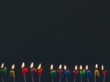 Belated Glad Birthday Dear Brother